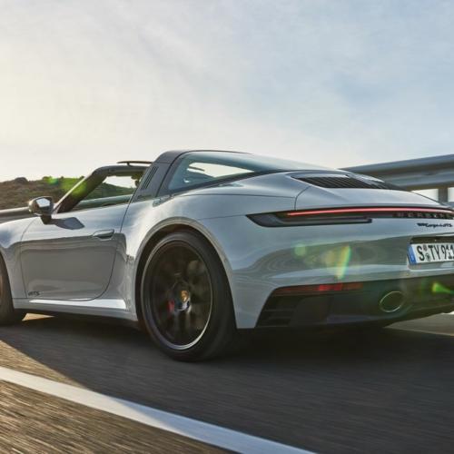 2022 Porsche 911 GTS Arrives with 473 Horsepower