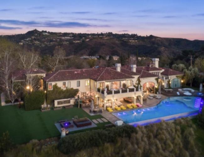 Adam, Trina Venit Seek $40 Million for Whimsical Beverly Hills Mansion