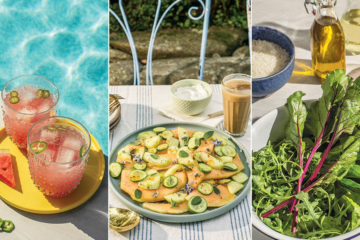 Beat the heat: Refreshing recipes for mealtime and happy hour, too