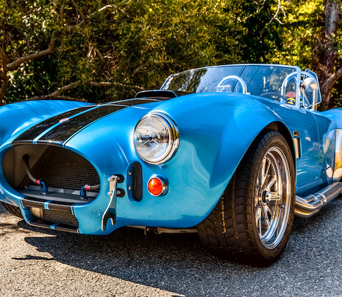Classic Muscle Car of the Day Shelby Cobra June 23