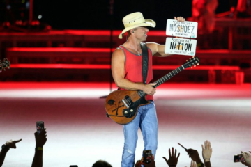 Kenny Chesney reschedules Atlanta concert at Mercedes-Benz Stadium for May 2022