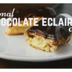 NATIONAL CHOCOLATE ECLAIR DAY – June 22