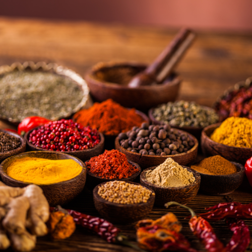 Pile on the pepper: Study says spices are good for your heart