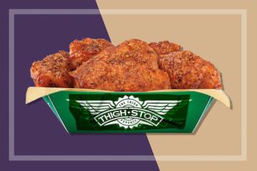 Wingstop Announces New Chicken Thigh Restaurant 'Thighstop'