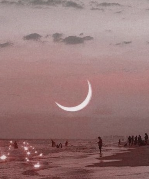 CNT Photo of the Day July 24, 2021 'A Moon Beach'