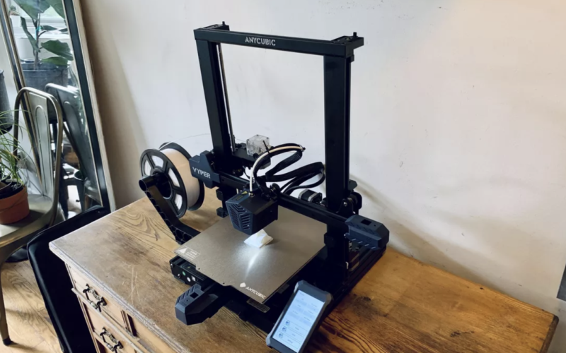 Anycubic's new Vyper delivers painless 3D printing