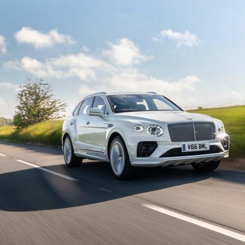 2021 Bentley Bentayga Hybrid: Electrified Opulence