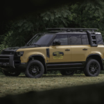 2022 Land Rover Defender Trophy Edition Includes Entry to Off-Road Competition