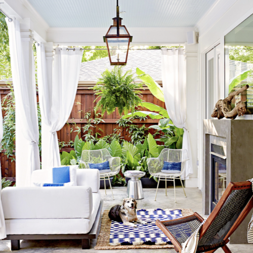 5 Clever Ways to Make Your Small Outdoor Space Look Deceptively Large