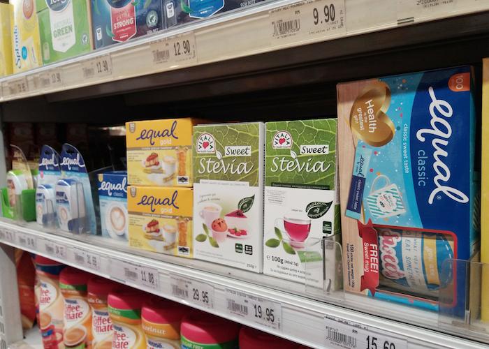 ALERT:  Study shows potential dangers of artificial sweeteners