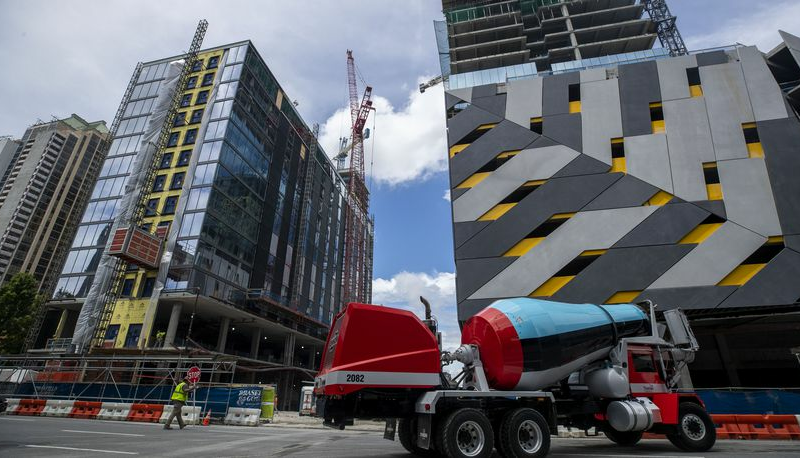 Atlanta: Pandemic and Great Recession worlds apart for commercial real estate