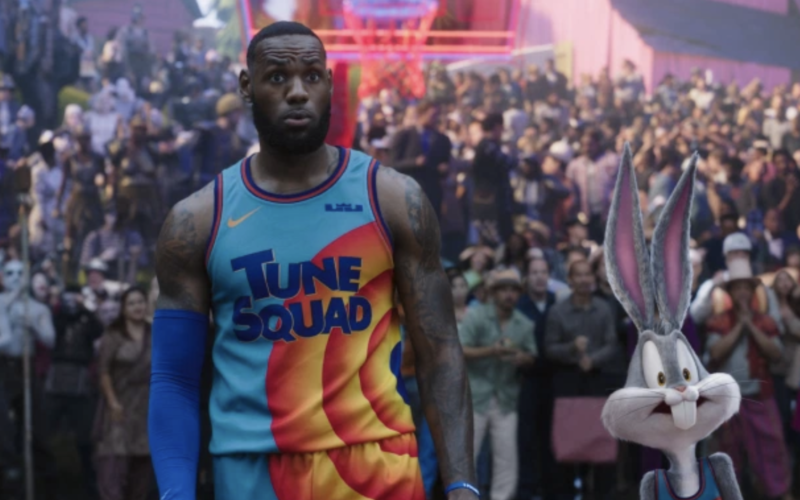 Box Office: 'Space Jam: A New Legacy' Benches 'Black Widow' With $31.7M Win