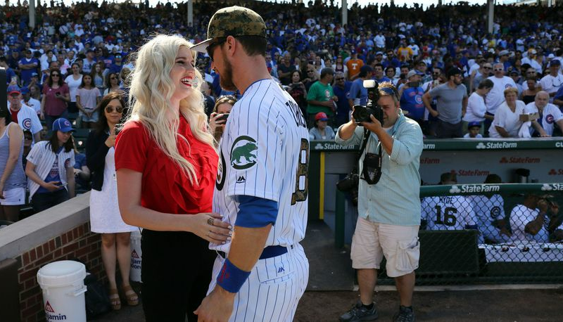 Chicago: Chicago Cubs – Court papers reveal new allegations in Ben Zobrist divorce