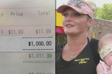 Country music star leaves $1,000 tip for Waffle House waitress