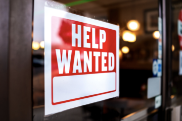 Desperate for Workers, Restaurants Are Contacting Applicants from Years Ago