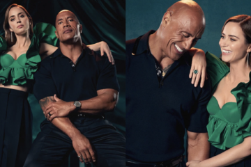 How Dwayne Johnson Wooed Emily Blunt for 'Jungle Cruise' — and Why She Ghosted Him