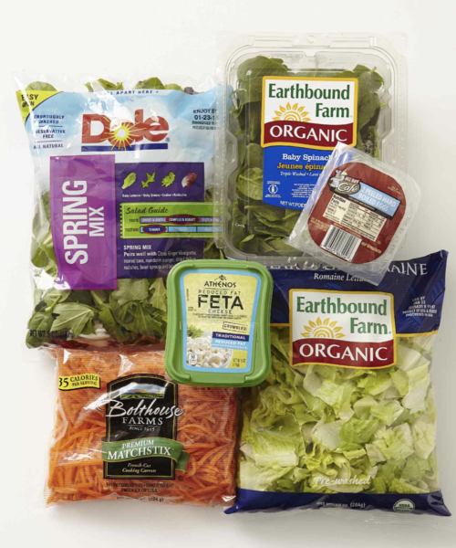 How to Keep Bagged Salad Greens Fresh as Long as Possible