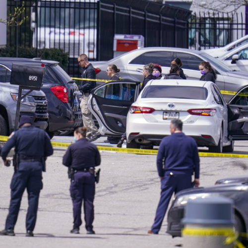 Indianapolis: FedEx shooter not racially motivated