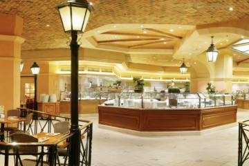 Las Vegas: Buffets Are Back, Baby