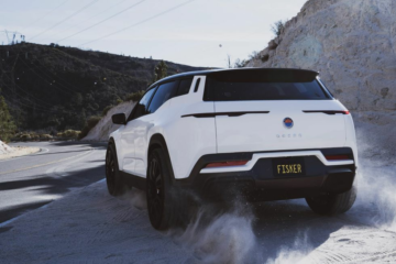 Los Angeles: Fisker Ocean Electric SUV Will Debut in November at LA Auto Show