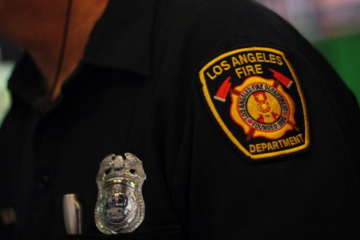 Los Angeles: LA Fire Department accused of covering up high-ranking official's behavior