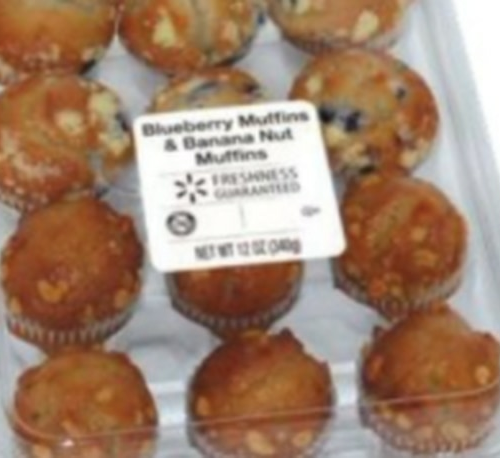 Muffins sold by retailers nationwide recalled for listeria concerns