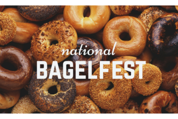 NATIONAL BAGELFEST DAY – July 26