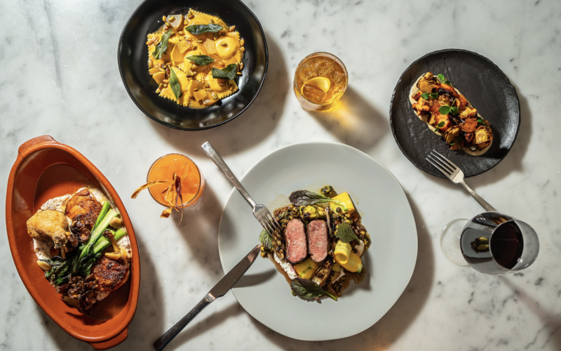 NYC Restaurant Week Is Back for the First Time Since the Pandemic