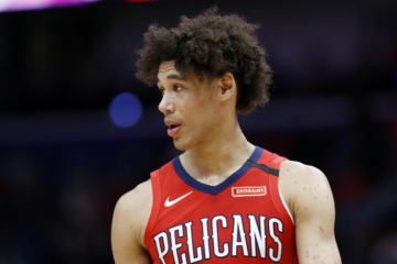New Orleans: NBA's Jaxson Hayes arrested in Los Angeles after altercation with police