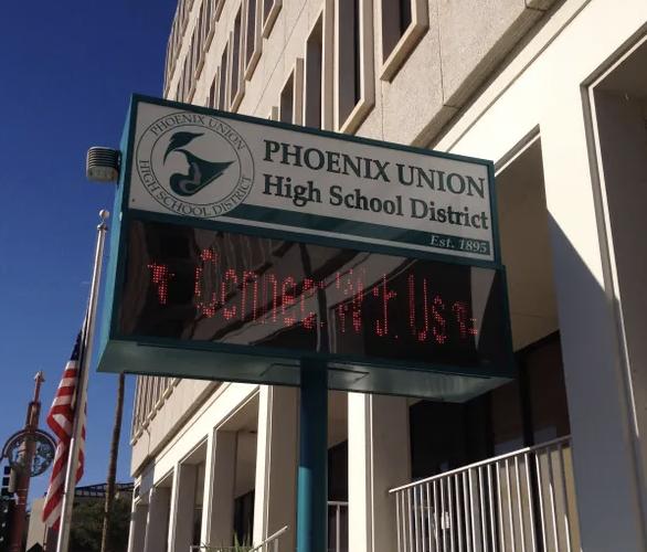 Phoenix: Despite Arizona ban, Phoenix Union High School District announces indoor mask mandate for classes