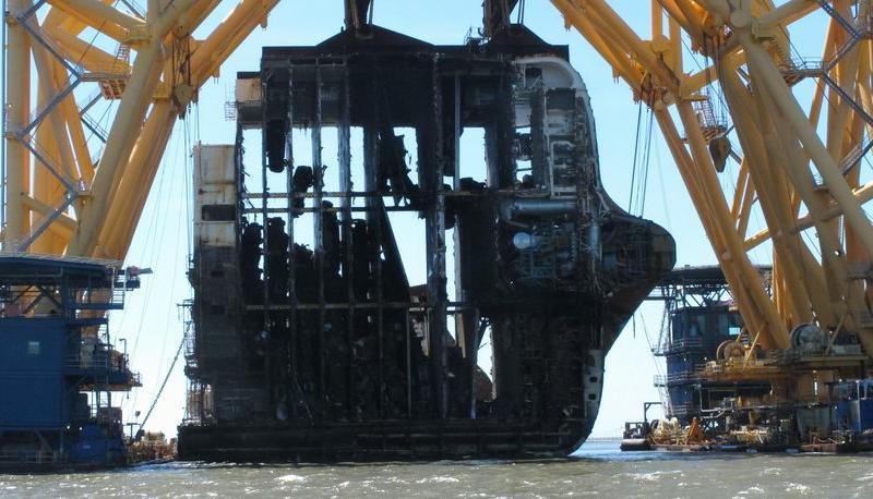 Pilot, crew members recall Golden Ray shipwreck off Georgia coast