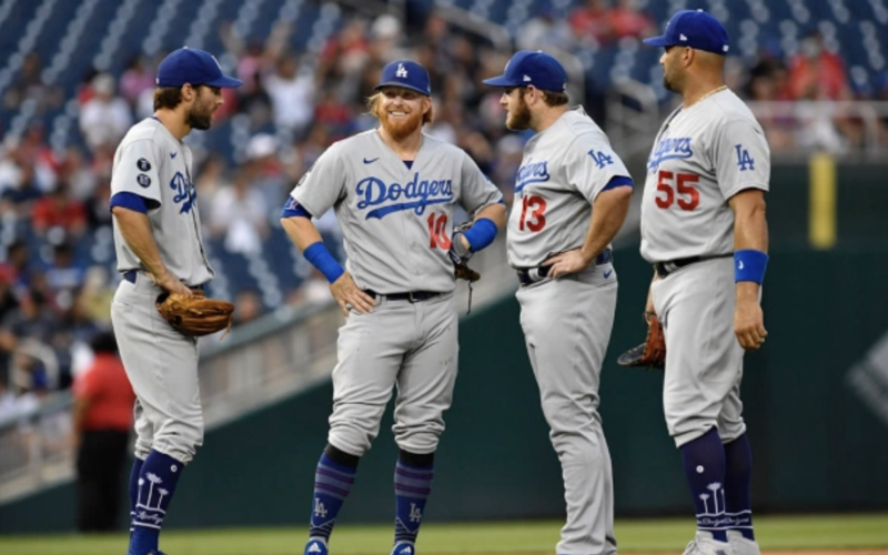 President Biden to Host Los Angeles Dodgers at White House