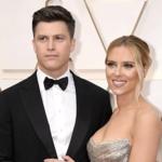 Scarlett Johansson Reveals Details of Her Pandemic Wedding to Colin Jost