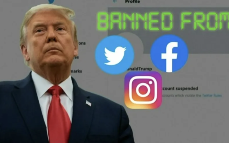 Team Trump back in the game with new social media app called GETTR