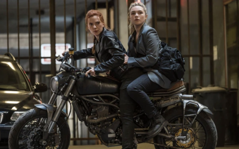 Theater Owners Blast Disney for Making 'Black Widow' Available Immediately on Streaming