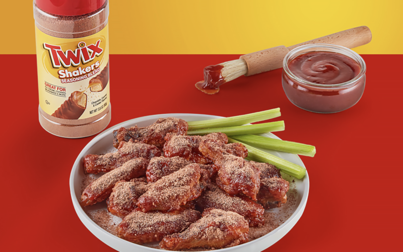 Twix Seasoning Is Real and You're Supposed to Try It on Chicken Wings