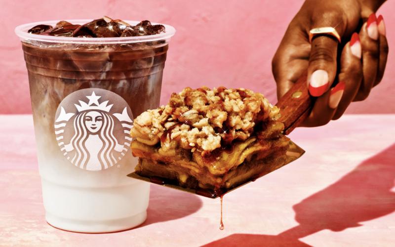 Starbucks Introduces New Apple Crisp Macchiato Along with Pumpkin Spice Latte's Return