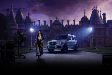 Amazon Partners with Mercedes-Benz and Camila Cabello on 'Cinderella' Campaign (Exclusive)