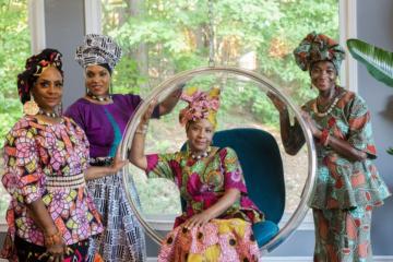 Atlanta: Islamic fashion show celebrates modesty, highlights designers' creativity