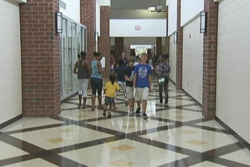 Atlanta: Metro Students Return to Classrooms