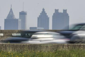 Atlanta: Virus surge threatens local back-to-office plans