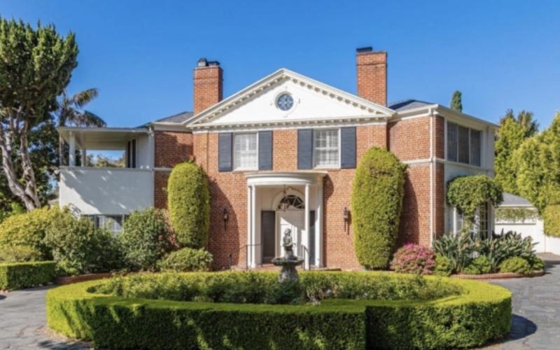 CAA Talent Agent Josh Lieberman Buys Paul R. Williams-Designed Brentwood Mansion, Lists 90210 Estate