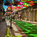 CNT Photo of the Day August 28, 2021 Umbrella Alley