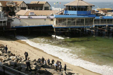 Los Angeles: Gunman dead, 2 wounded after random attack at California beach pier