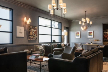 Los Angeles: LAX's Luxury Private Terminal PS Debuts New Lounge Space