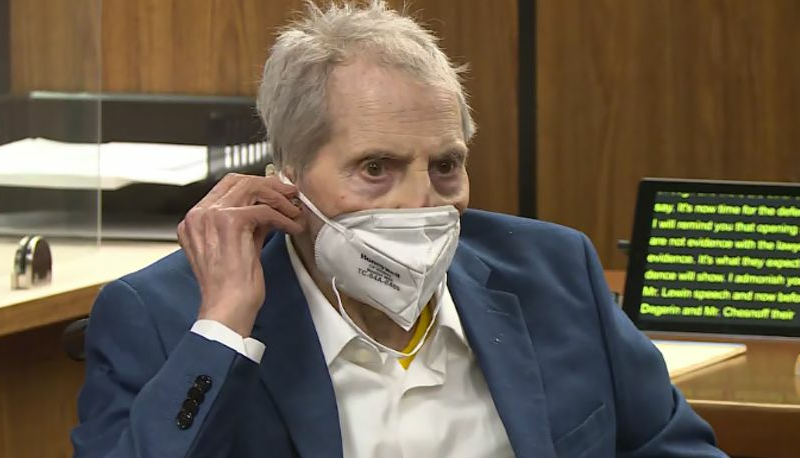 Los Angeles: Robert Durst expected to testify at murder trial