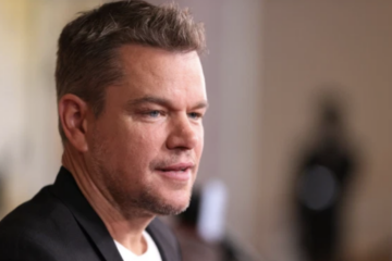 """Matt Damon Says He Stopped Using """"F-Slur"""" After Daughter Wrote """"Treatise on How That Word Is Dangerous"""""""