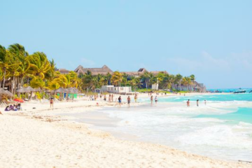 Mexican Caribbean Not Requiring Vaccination Proof, Negative COVID Test