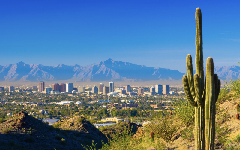 Phoenix: Ranks No. 4 in nation for rental scams.
