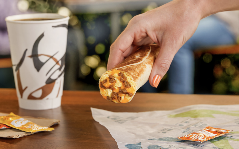 Taco Bell Breakfast Returns to Most Locations Next Month